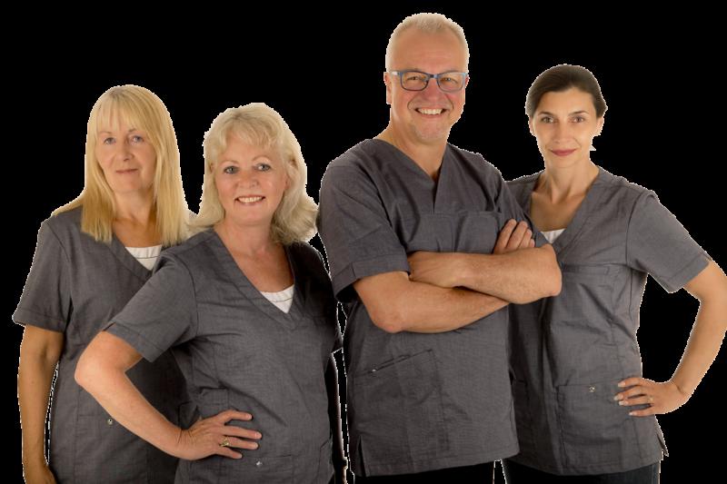 Personale hos Klinisk Tandtekniker Jens Broman